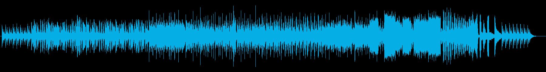 CMで使える子供の行進曲の再生済みの波形