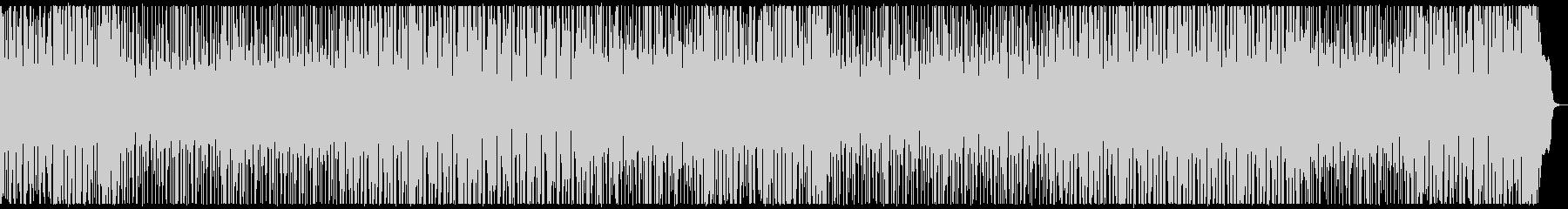 爽やかな口笛のギターポップ。の未再生の波形