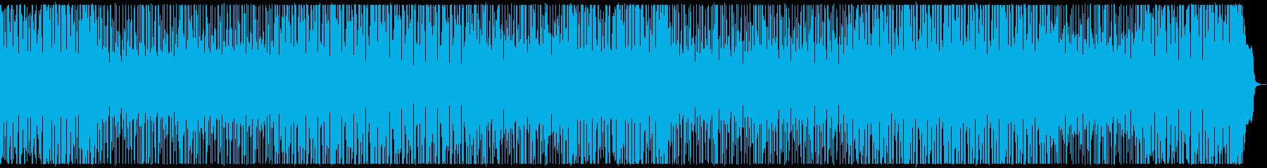 爽やかな口笛のギターポップ。の再生済みの波形