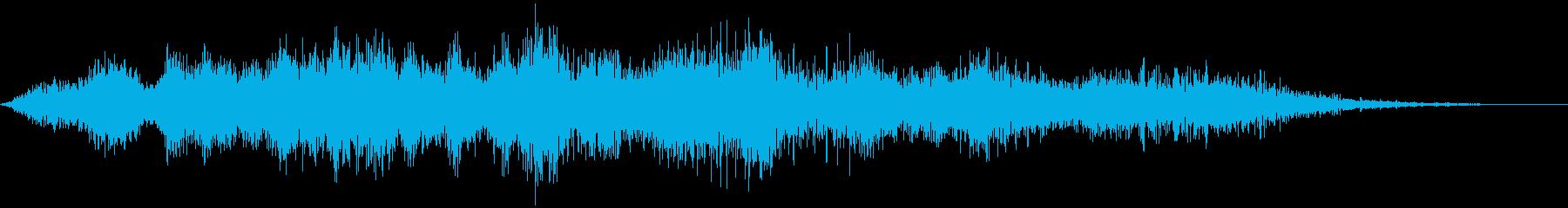 F-16ファイティングファルコンの再生済みの波形