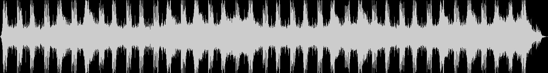 重たい打楽器のアクション系オーケストラの未再生の波形