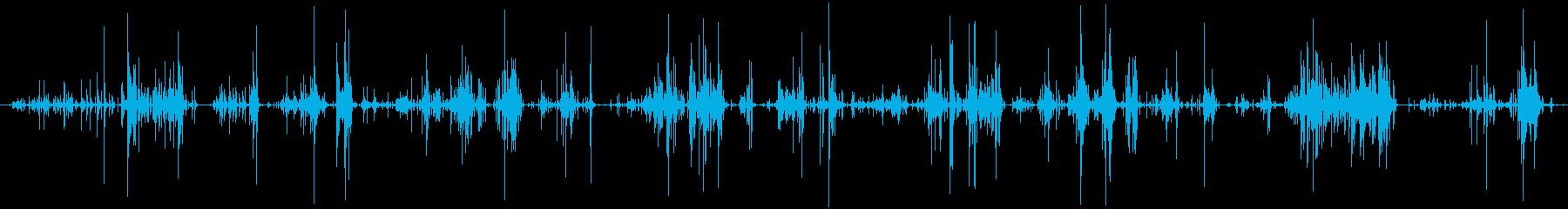 メタル チェーンムーブメント01の再生済みの波形