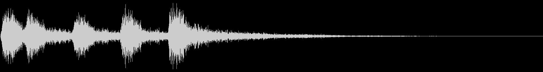エンディングヒット、音楽FX; D...の未再生の波形