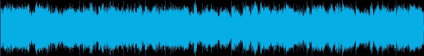 イメージ エクストリームエラティッ...の再生済みの波形