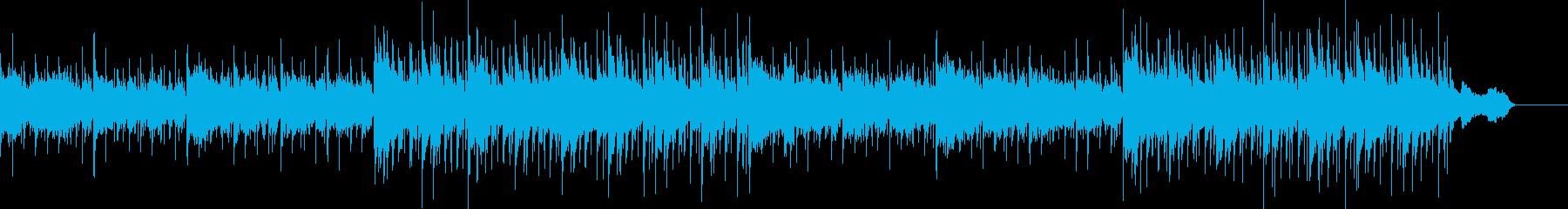 ディスカバリーチャンネルで機能する...の再生済みの波形