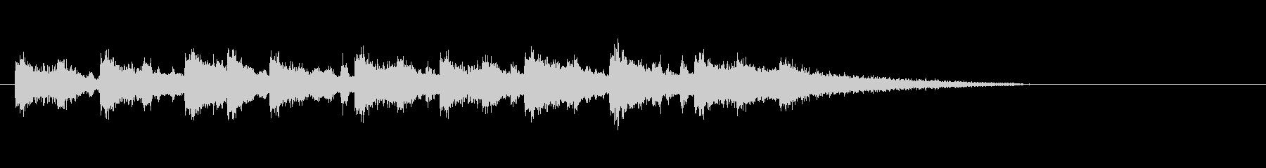 テーマ3A:ドラム、ピッコロ、ファ...の未再生の波形