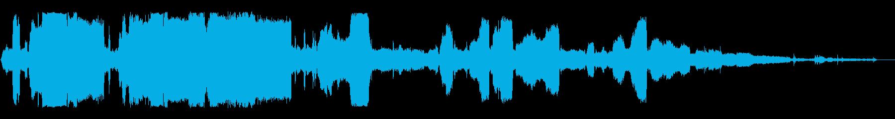 SC。レーシング;内部レーシング/...の再生済みの波形