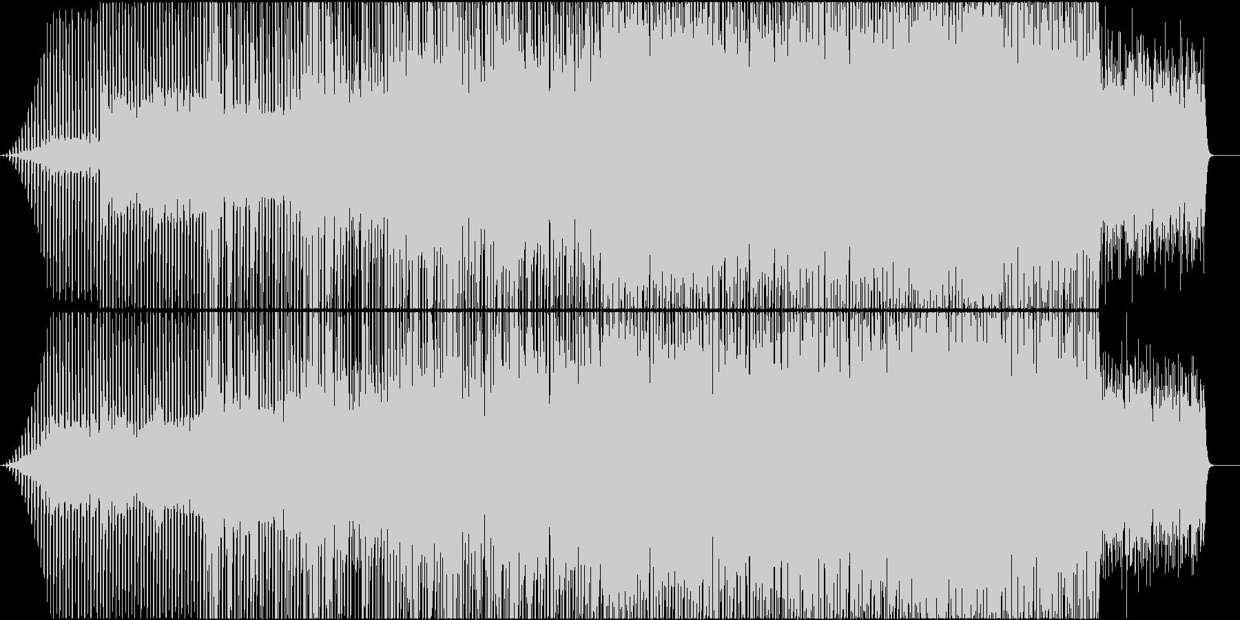 夜風が運ぶファンタジーの未再生の波形