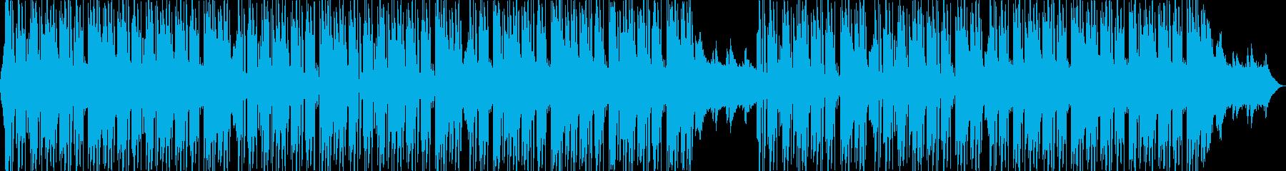 切ないR&Bの再生済みの波形