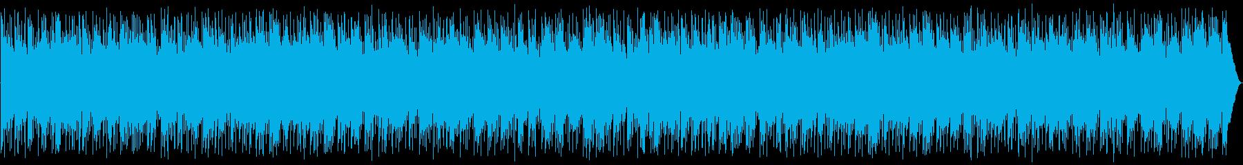 素敵なアコーディオンのメロディー、...の再生済みの波形