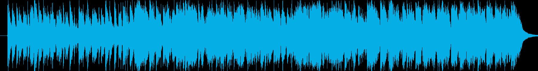 ファンクインスト。ビッグホーンブラ...の再生済みの波形