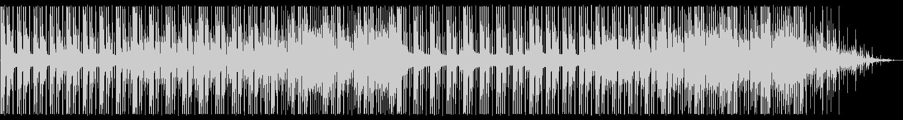 寂しげ/都会/R&B_No441の未再生の波形