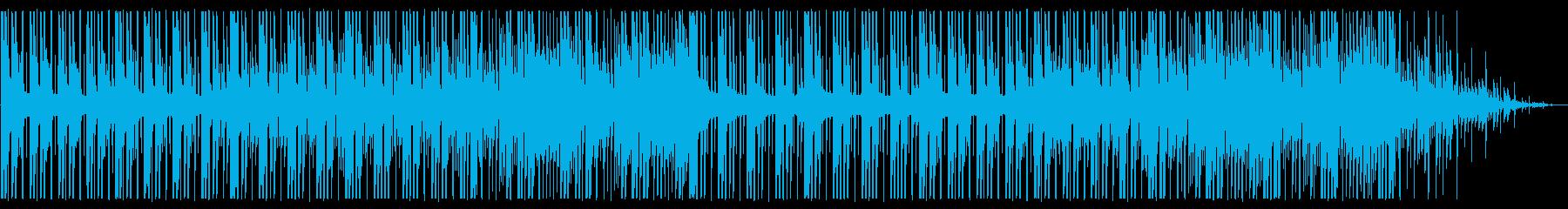 寂しげ/都会/R&B_No441の再生済みの波形