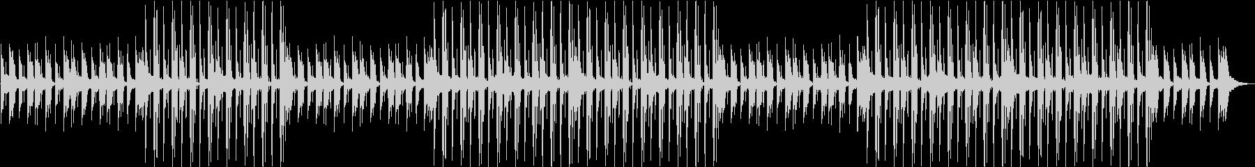 R&B・lofi・夜・リラックス・ムードの未再生の波形