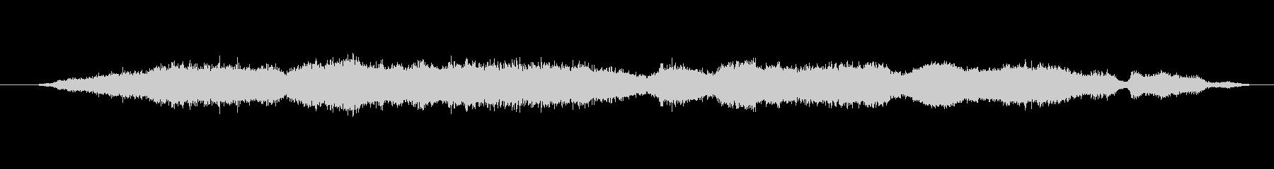 メタル リッドスクリーチ07の未再生の波形