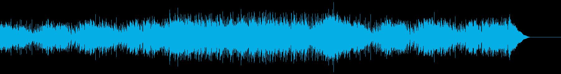 ロマンチック・CM・ラジオ・ジャズの再生済みの波形