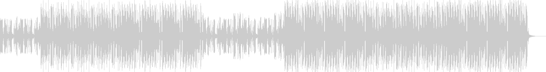 ダーク・ダーティー・EDM7の未再生の波形