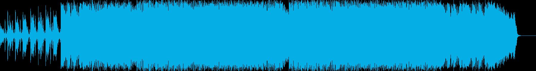エレクトロニカ・ロックの再生済みの波形