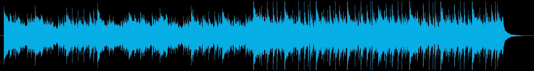 和風アコースティックポップ/イントロの再生済みの波形