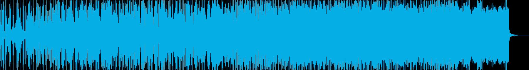 低くて柔らかいエレクトリックピアノ...の再生済みの波形
