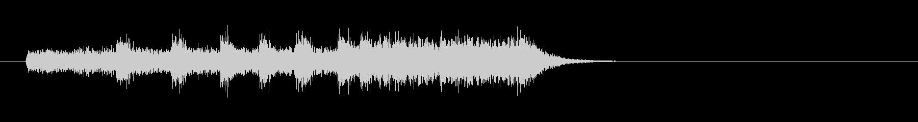 テーマ14:オルガンの未再生の波形