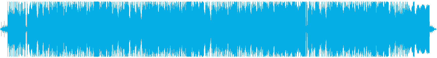 ノクターン第2番・ボサノバアレンジ1の再生済みの波形