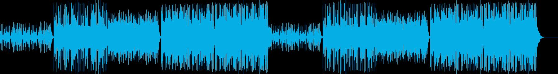夏を盛り上げるトロピカルハウス・3の再生済みの波形