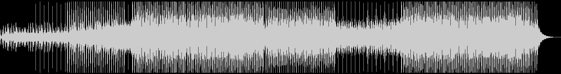 ドリーミーポップの未再生の波形