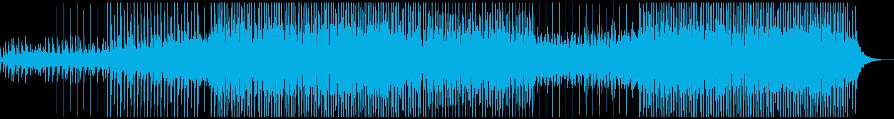ドリーミーポップの再生済みの波形