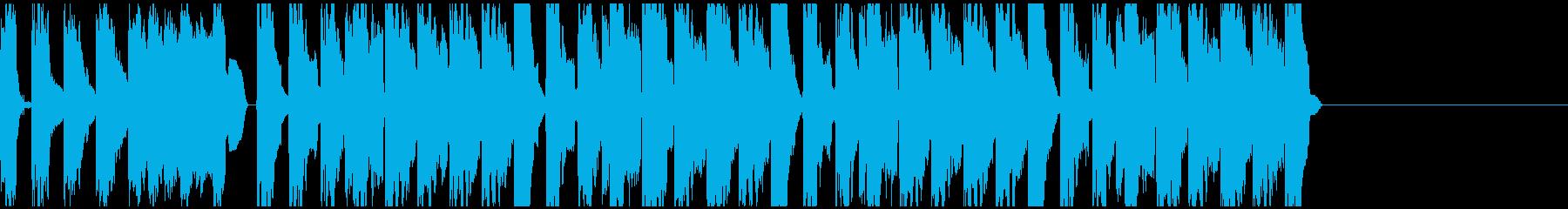 ピコピコEDM(complextro)の再生済みの波形