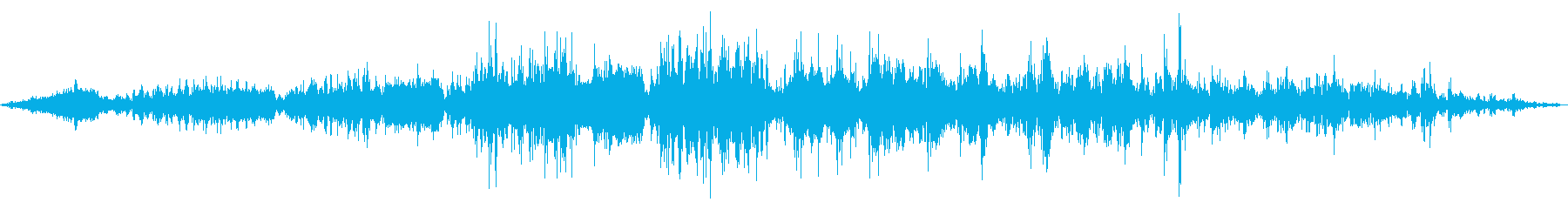 スキューバダイバー:水中:スキュー...の再生済みの波形