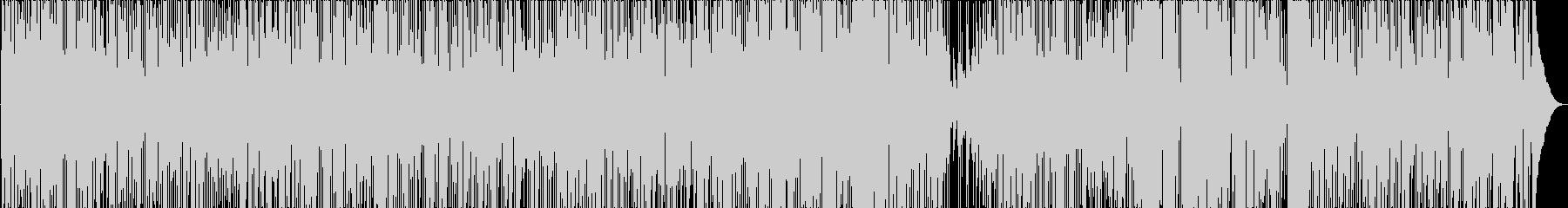 ブラスがリッチな夜系ボサノバの未再生の波形