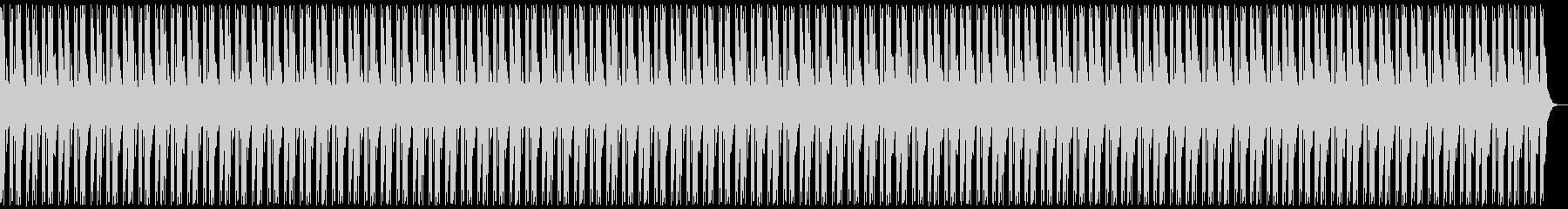 フリースタイル用ビートの未再生の波形