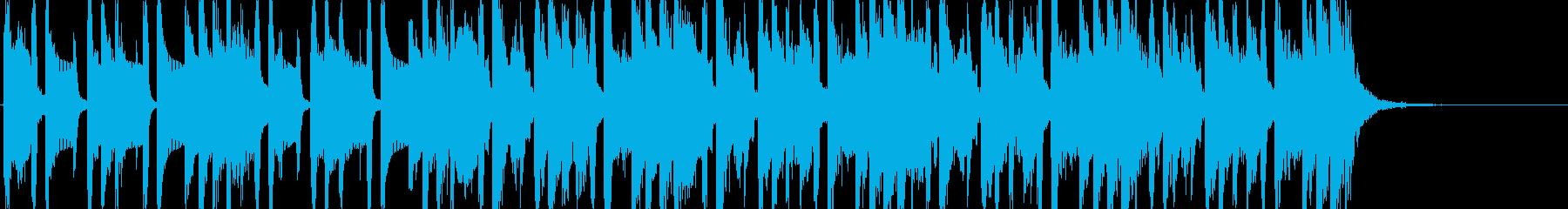 Kpop/中毒性/セクシー/サックスの再生済みの波形