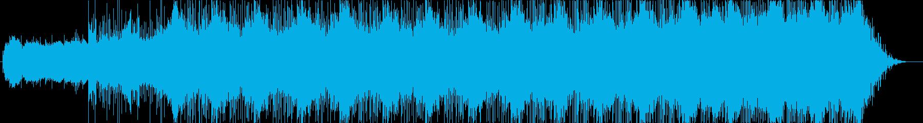 危機感溢れる迫力のオーケストラサウンドの再生済みの波形