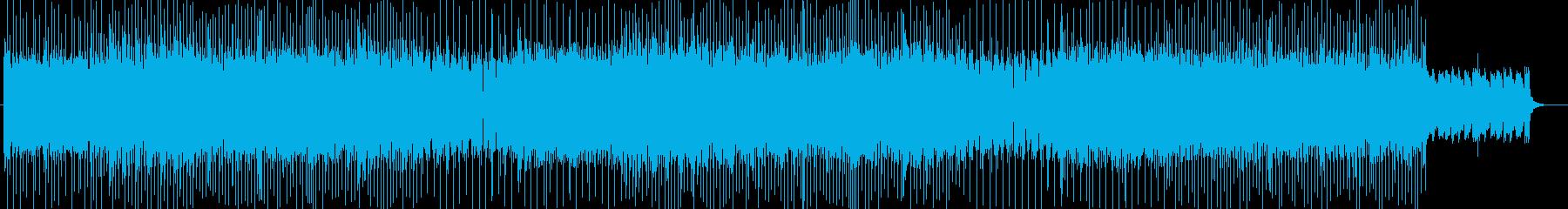 「HR/HM」「POWER」BGM275の再生済みの波形