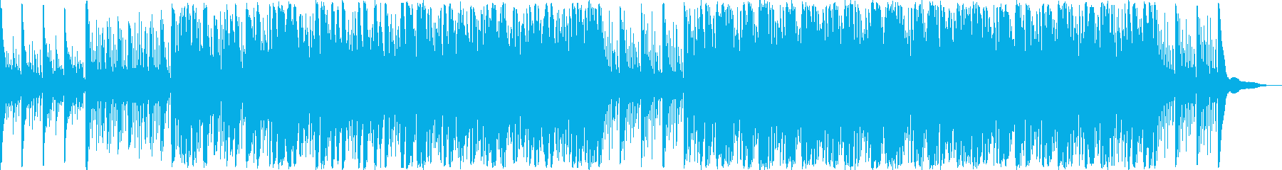 動画 サスペンス 技術的な 説明的...の再生済みの波形