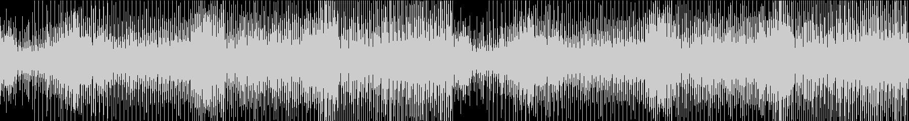 トイピアノのメルヘンでかわいいパレード曲の未再生の波形