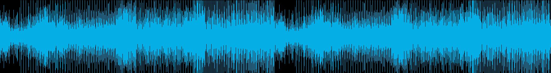 トイピアノのメルヘンでかわいいパレード曲の再生済みの波形