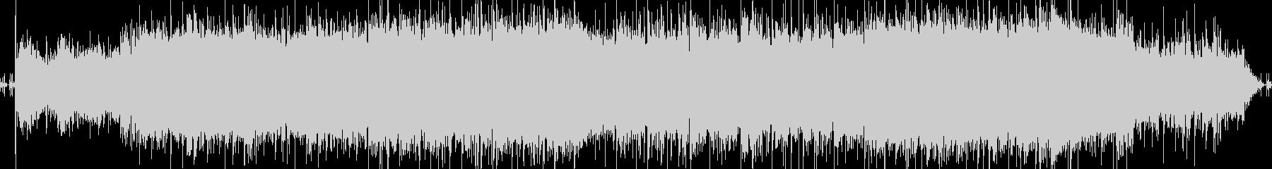 日常を彩るドラマチックなオシャレBGMの未再生の波形