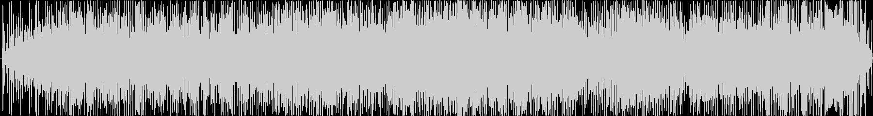 多くの有名なブルースのリフに似ていますの未再生の波形