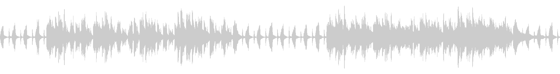 Nazoの未再生の波形