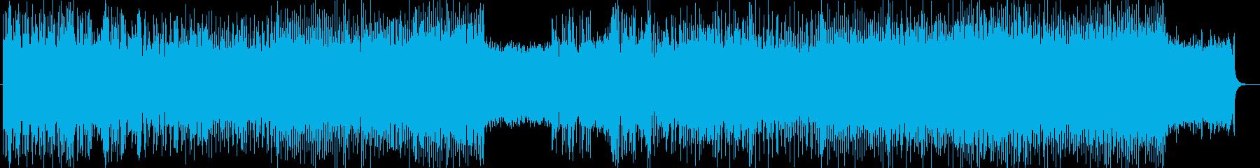 「HR/HM」「DARK」BGM266の再生済みの波形