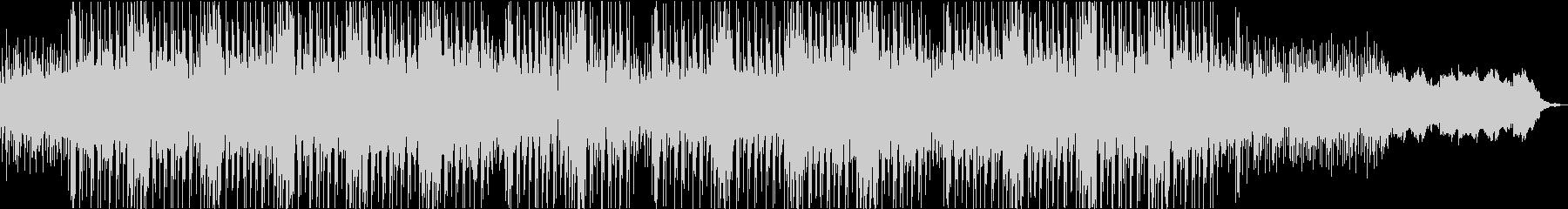 seekenserの未再生の波形