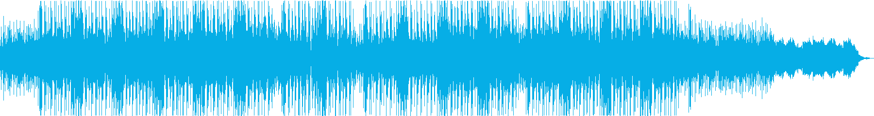 seekenserの再生済みの波形