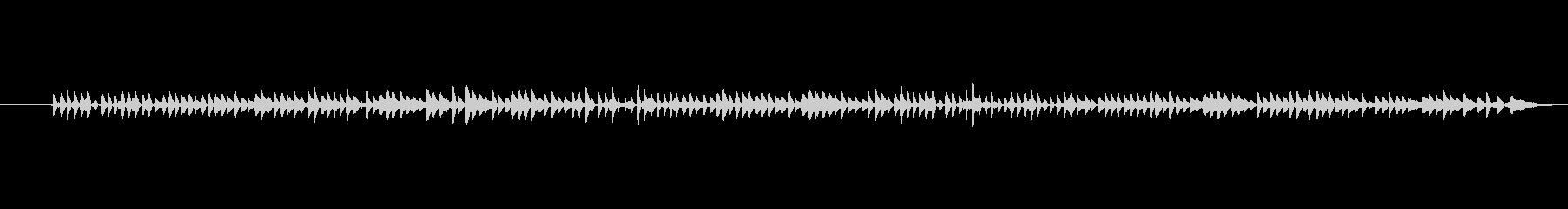 ma-ko song 1001の未再生の波形