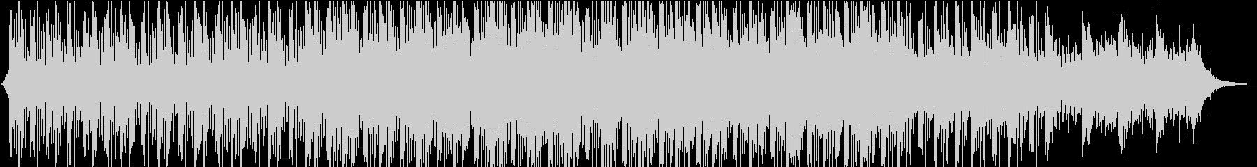 Background Soundscapの未再生の波形