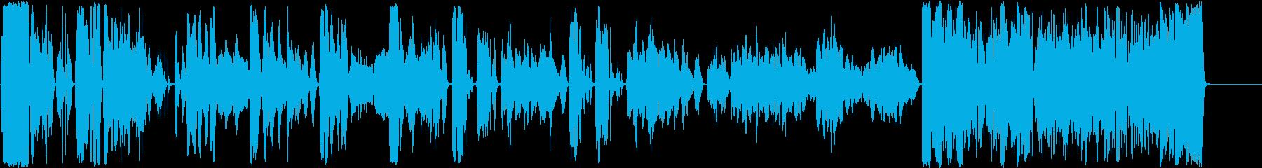 クラシック ハイテク 気分が良い ...の再生済みの波形