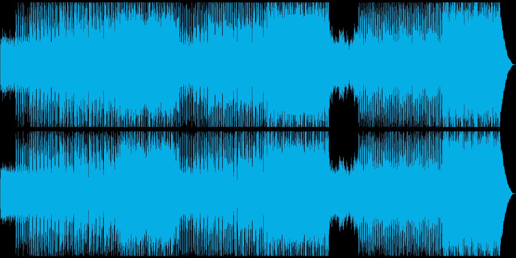 バンド生録/洋楽的&ポップで優しいロックの再生済みの波形