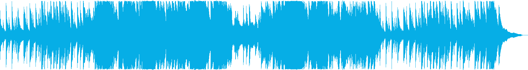 ピアノの旋律が切ないレクイエムの再生済みの波形